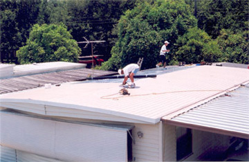 Roofing Process Comfort Coversystems
